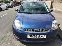 Ford Fiesta 1.25 Style 5dr 12 months mot only £1199