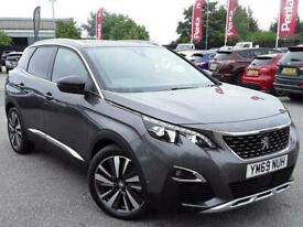 image for 2020 Peugeot 3008 1.6 13.2kwh Gt Suv 5dr Petrol Plug In Hybrid E Eat 4wd s/s 300