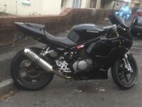 hyosung gt 125 r bargain price at £1000 no less