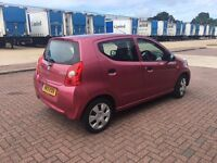 Pink Suzuki Alto. 1 female owner. Full service history. Great condition.