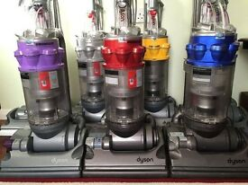 Dyson DC14 Reconditioned with Brand New Motors