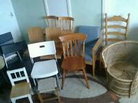 All kind of Chairs, Seats