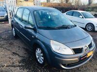 2007 Renault Scenic ** Full Ser Hist ** Fresh MOT ** Spacious Vehicle **