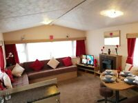 Doubel Glazed & Central Heated Static Home For Sale, Turnberry Ayrshire Scotland