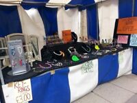 Handmade (craft) Jewellery business, stock, facebook page and supplies for sale