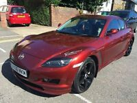 MAZDA RX8 EVOLVE VERY RAR MODELS & BODY KIT FULLSERVICES