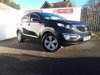 2011 11 KIA SPORTAGE 1.7 CRDi.FINANCE AVAILABLE,SUPERB VALUE.2 KEYS.PX WELCOME .