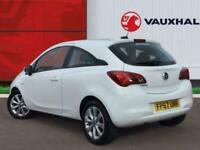 2017 Vauxhall CORSA 3 DOOR 1.4i Ecotec Energy Hatchback 3dr Petrol a/c 75 Ps Hat