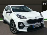 2020 Kia Sportage 1.6 Crdi Ecodynamics Plus 2 Suv 5dr Diesel Manual s/s 134 Bhp