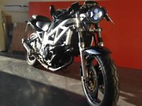 Suszuki SV650, 1999, VGC. MOT lovely bike, poss swap p/ex