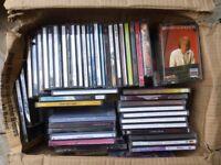 Job lot CD'S MIXED 80's 90's