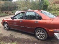 Volvo s40 Petrol MOT until end of September
