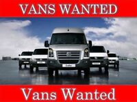 Wanted Vans Commercial - Trade Sales