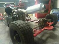 125cc Go kart - would like to swap for a nice nitro rc car