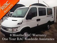 2005 Iveco Daily 29L12 SWB Licensed to Carry Eight Passengers