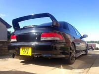 Subaru Impreza WRX **FORGED IMPORT**