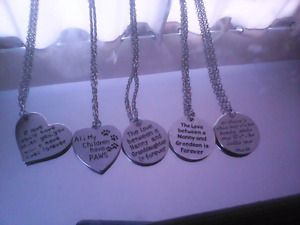 Womens necklaces alloy and Silver