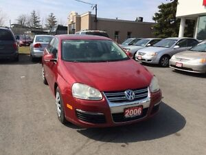 2006 Volkswagen Jetta 2.5 AUTO,LEATHER,SUNROOF,LOADED