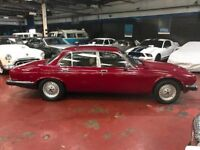 1980 Daimler Double Six V12 5 door saloon Automatic