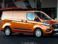 2019 Ford Transit Custom 300 2.0 ECOBLUE 130PS LOW ROOF LIMITED PANEL VAN DIESEL