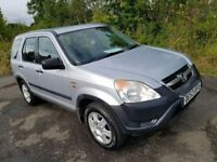 Honda Cr-V 2.0iVTEC 4x4 **12 MONTHS MOT** Great Driver**Practical & Reliable **Clean & Tidy**