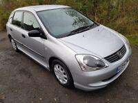 Honda Civic 1.4 16V SE, 5 Door **12 MONTHS MOT** Clean & Tidy**New Discs & Pads**BARGAIN @ £1595