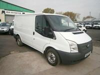 Ford Transit T280 swb Low Roof Van 100ps Air Con DIESEL MANUAL WHITE (2013)