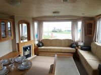 STATIC 6 BERTH CARAVAN FOR SALE AT SANDY BAY! BEAUTIFUL HOLIDAY PARK! AMAZING FACILITIES!