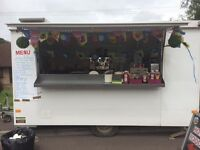 Stunning catering trailer... Ready to trade