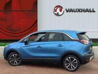 2020 Vauxhall CROSSLAND X 1.2 Elite Nav Suv 5dr Petrol Manual s/s 83 Ps Hatchbac