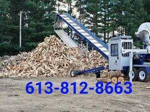 JJ&D Custom Cutting and Firewood Processing.