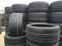 245/45/18 Quality Part Worn Tyres, All Sizes. Premium Brands Michelin, Pirelli.. 225/235/40/50/55.17