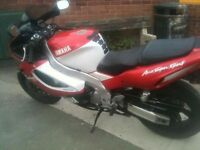 yamaha yzf 1000 R very fast bike ready for summer