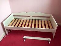 IKEA Toddler Bed and Matress