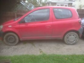 car spares or repairs or field car