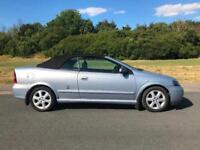 2004 Vauxhalll Astra 1.8i Convertible With Long MOT PX Welcome