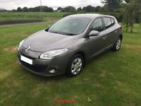 Renault Megane 1.6 VVT Expression 5dr 2010 *1 Year Warranty*