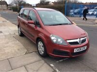 Vauxhall ZAFIRA Life 1.6 - MOT due August 2019 - Good condition - Recent service and cambelt change