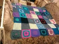 Hand made blanket