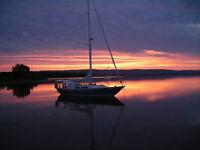 C&C Landfall 38 – a wonderful cruising sailboat!