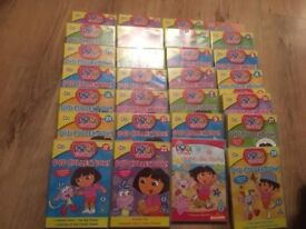 Dora Dvd Bundle