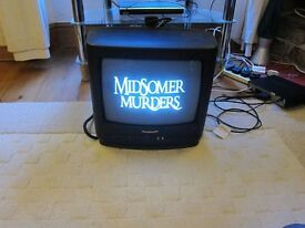 """Panasonic TV (14"""") and Sagem Freeview Box (and a Phillips Freeview Box)"""
