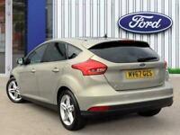 2017 Ford Focus 1.0t Ecoboost Titanium Hatchback 5dr Petrol s/s 125 Ps Hatchback