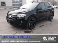 2013 Ford Edge SEL SPORT Leather Moon Nav