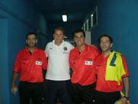 FOOTBALL REFEREE QUALIFIED