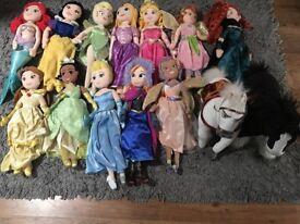 disney store plush / dolls