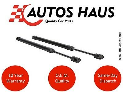 2X REAR TAILGATE BOOT GAS STRUTS: 51247127875 BMW 3 SERIES E91 TOURING 2005-2012