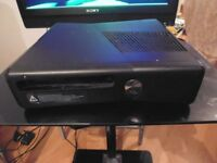 Xbox 360 Slim (bare console in full working order)