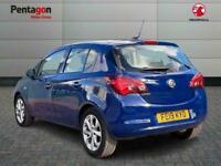 2019 Vauxhall CORSA 5 DOOR 1.4i Ecotec Energy Hatchback 5dr Petrol 75 Ps Hatchba
