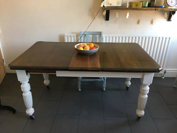 Vintage Dining Table Sheffield South Yorkshire